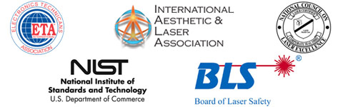 cosmetic laser repair certifications