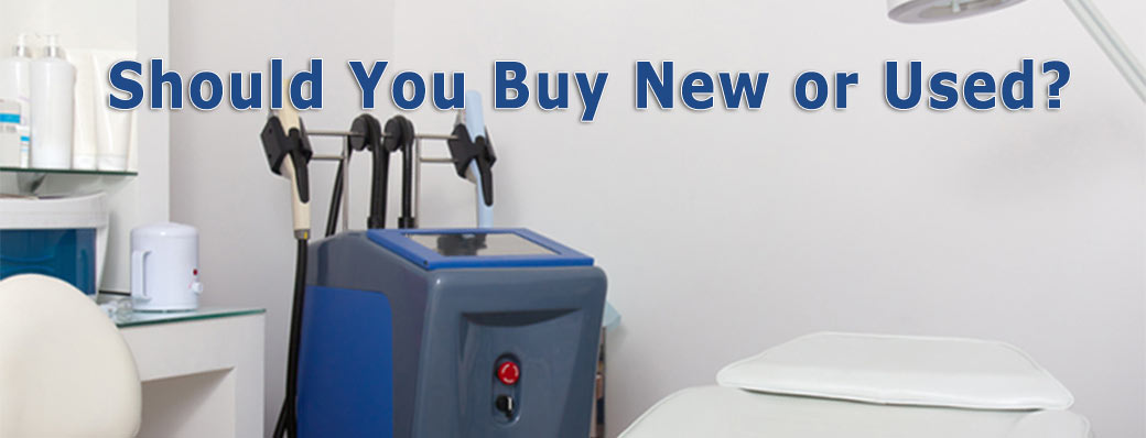 buy used cosmetic lasers